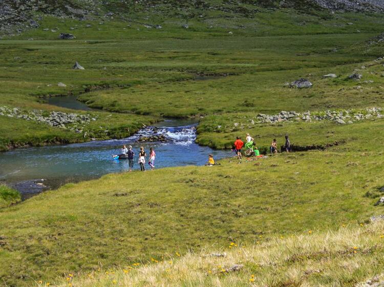 Wander Woche In Den Ammergauer Alpen