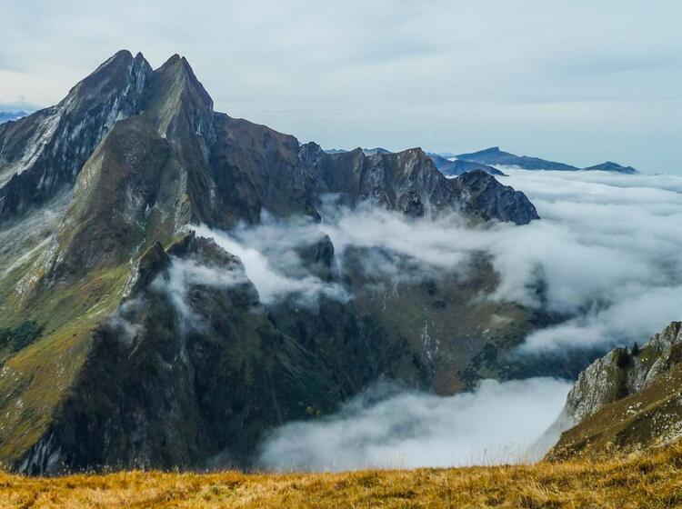 Wandern Im Allgaeu Rund Um Oberstdorf