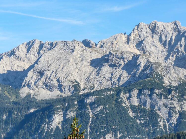 Wandern In Bayern Im Werdenfelser Land