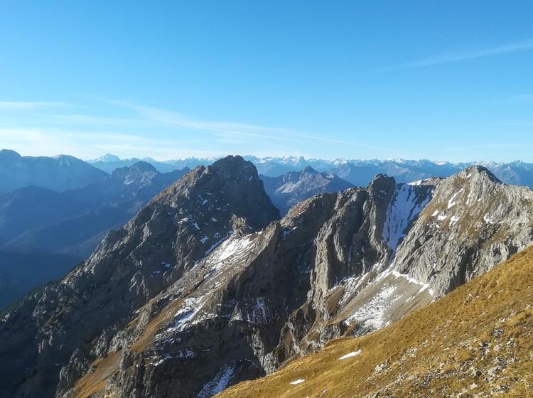 Wandern In Werdenfels