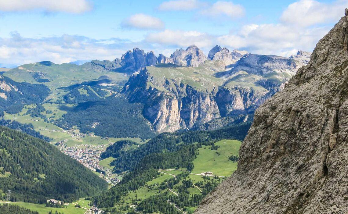 Wandern Und Klettern In Den Dolomiten Beim Adidas Terrex Mountain Project