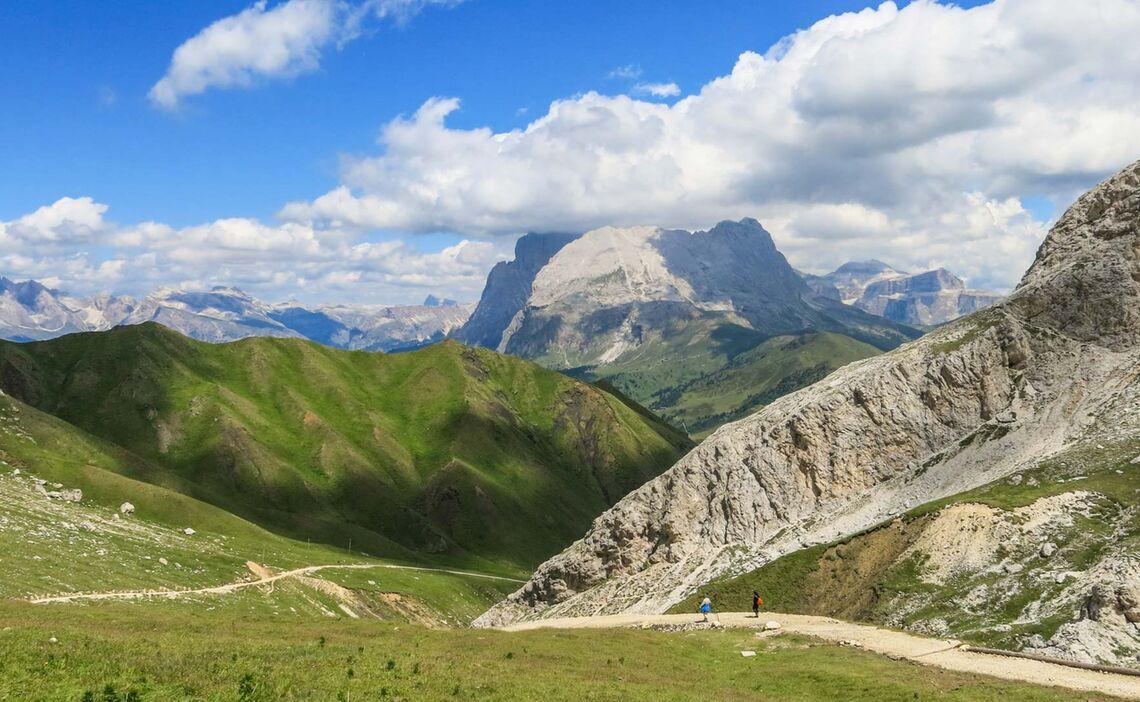 Wandern Vom Langkofel Zur Tierser Alp