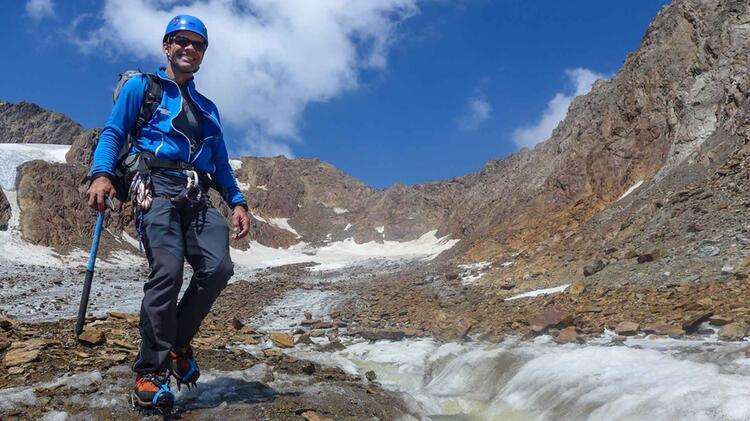 Wanderung Durch Das Reintal Auf Die Zugspitze Mit Dem Bergwanderfuehrer Andreas Schneider