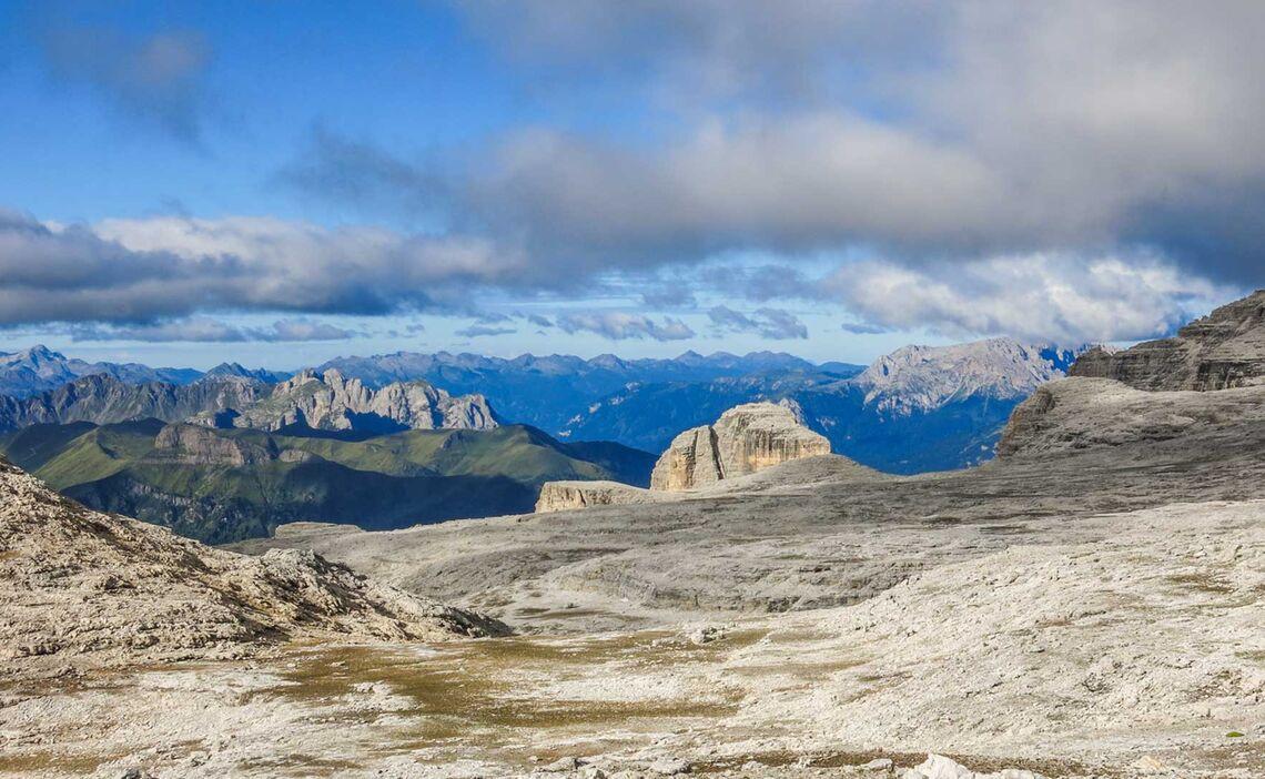 Wanderwoche Dolomiten 1