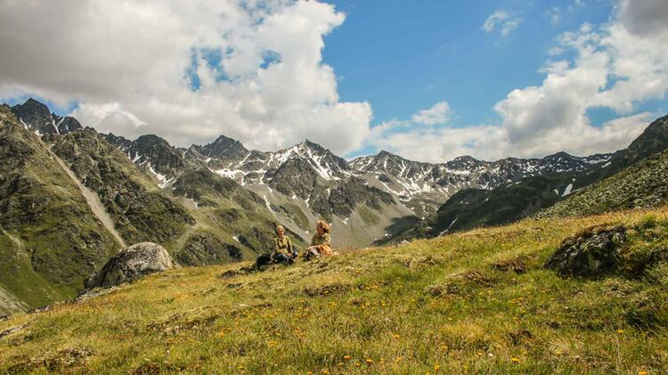 Wanderwoche In Den Oetztaler Alpen