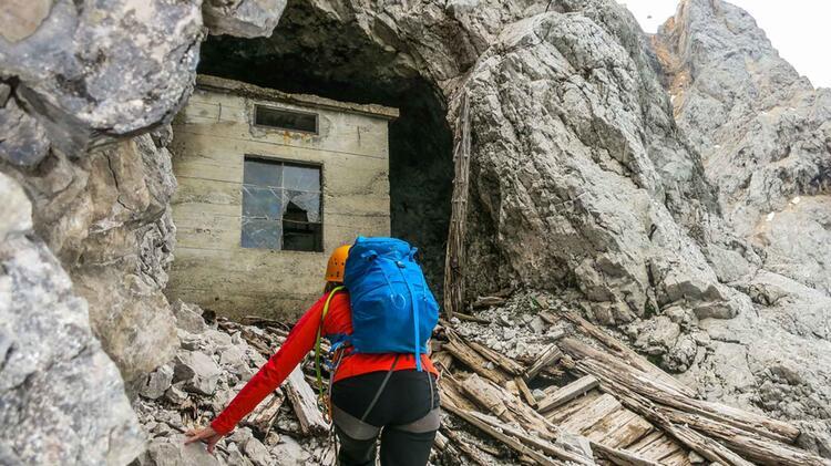 Zugspitze Eisenzeit In Der Nordwand
